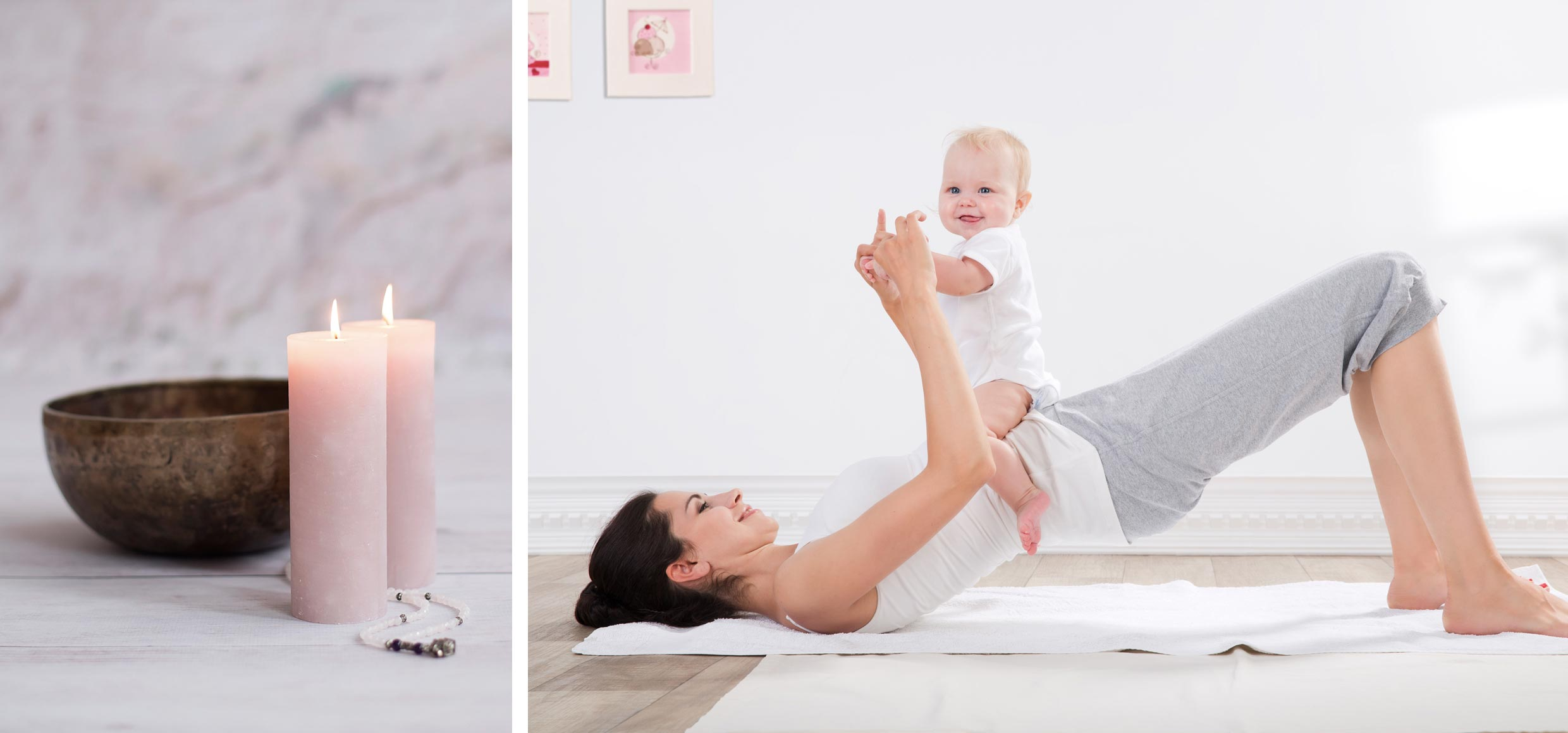 Mama Baby Yoga - Chantal Yoga in Aarau
