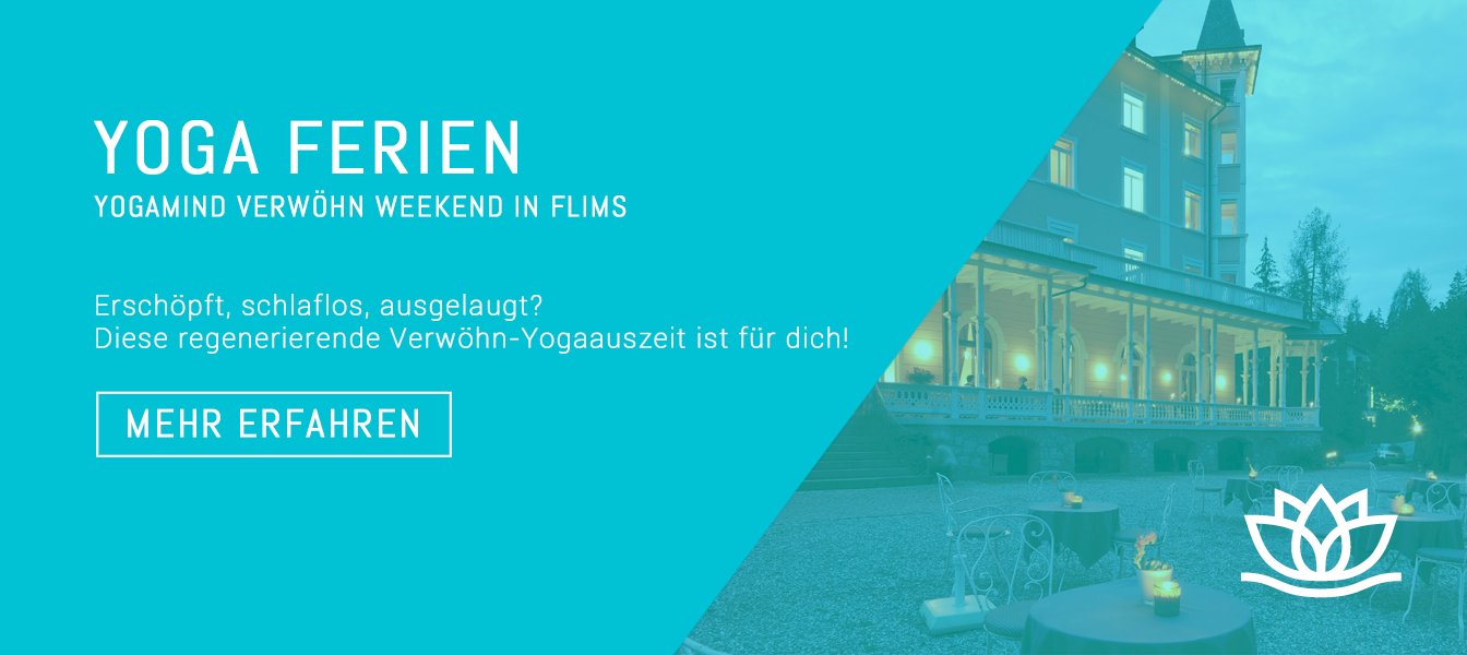 Yoga Ferien in Flims mit Chantal Yoga
