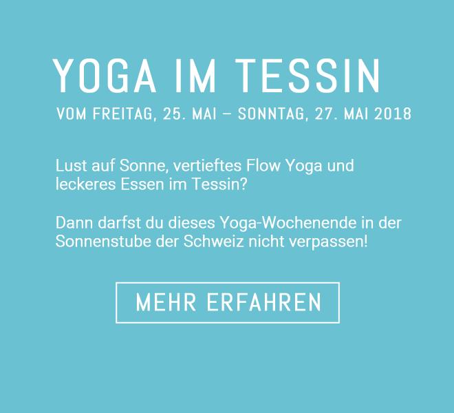 Yoga Ferien im Tessin mit Chantal Yoga