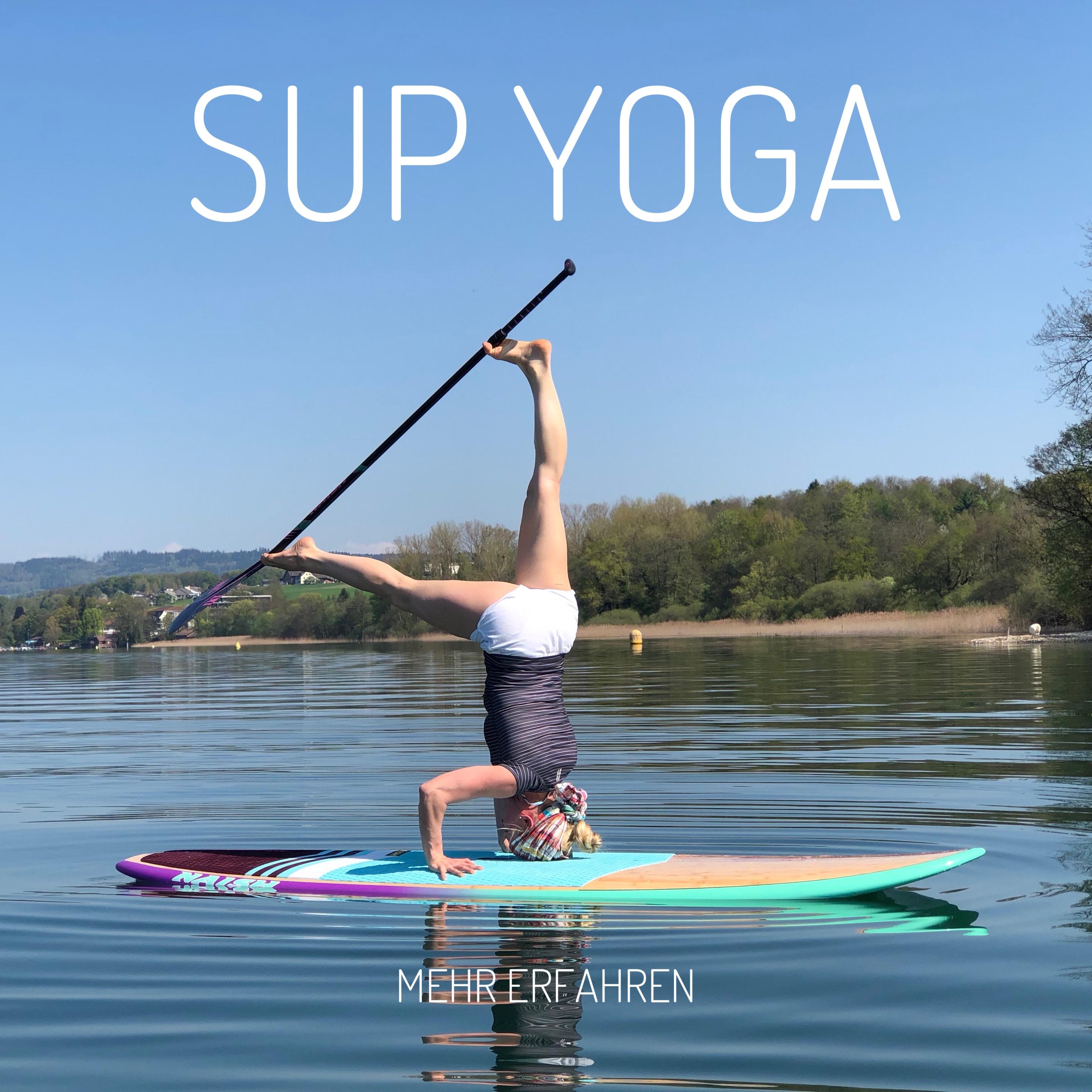 SUP Yoga Aarau