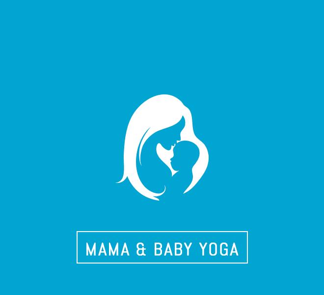 Mama & Baby Yoga - Zeit für dich und deinen Körper, ohne dass du einen Hütedienst für dein Kind organisieren musst